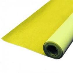 Carta Velluto adesivo giallo 2 mt.x50cm