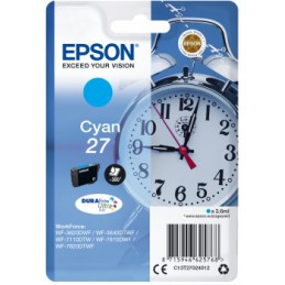 Cartuccia Epson T2702 Originale Ciano