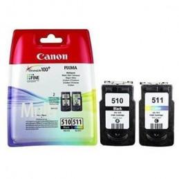 Cartuccia kit Canon pg 510+cl-511