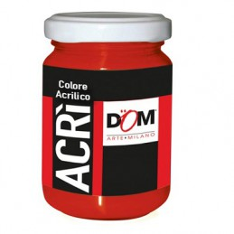 Colori acrilici Simply 150ml ROSSO DI CADMIO