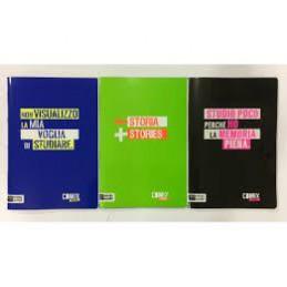 Maxi quaderno Comix 100gr.5mm