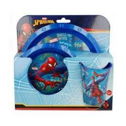 Set pappa Spiderman