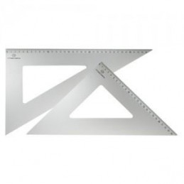 Squadra in alluminio 30cmx45°ARDA