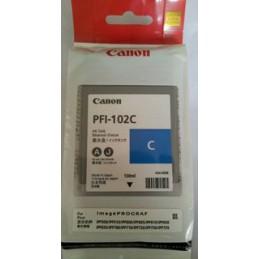 Cartuccia canon PFI-102C