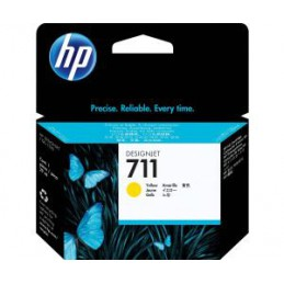 Cartuccia HP n.711 gialla 29ml