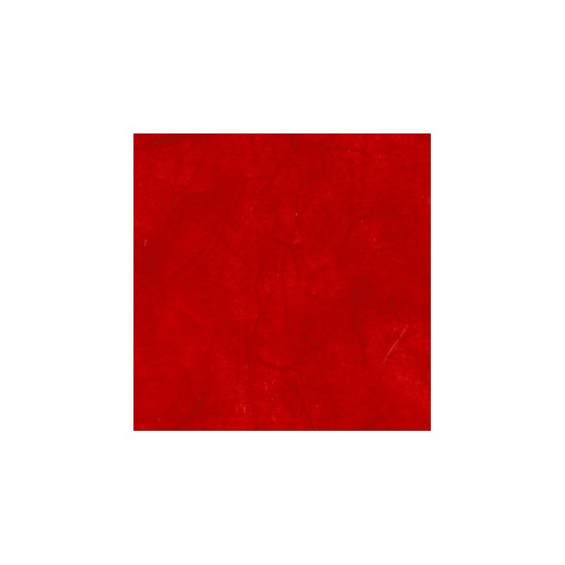 Fogli carta di riso 70x100 gr.25 rosso