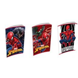 Maxi quaderno Spiderman rig.A