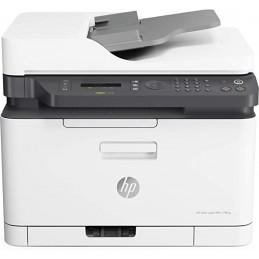 Multifunzione stampante laser colore HP 179fnw- 18 ppm b/n e 4 ppm colore - ADF - capacità carta 150 fg - FAX - USB 2.0 - WiFi -