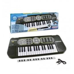 Tastiera elettronica bontempi 32 tasti