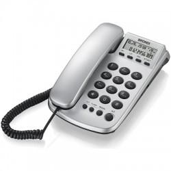 Telefono fisso Brondi Office Silver